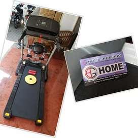 Treadmill Elektrik Series i8 ( Jual Sepeda Statis & Home Gym )