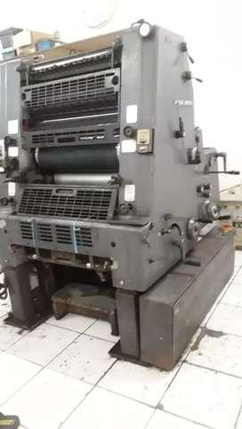 Mesin cetak gto 52 handel