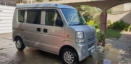 Nissan CLIPPER 2014 UNREGISTERED Silver like Every Hijet Honda Acty