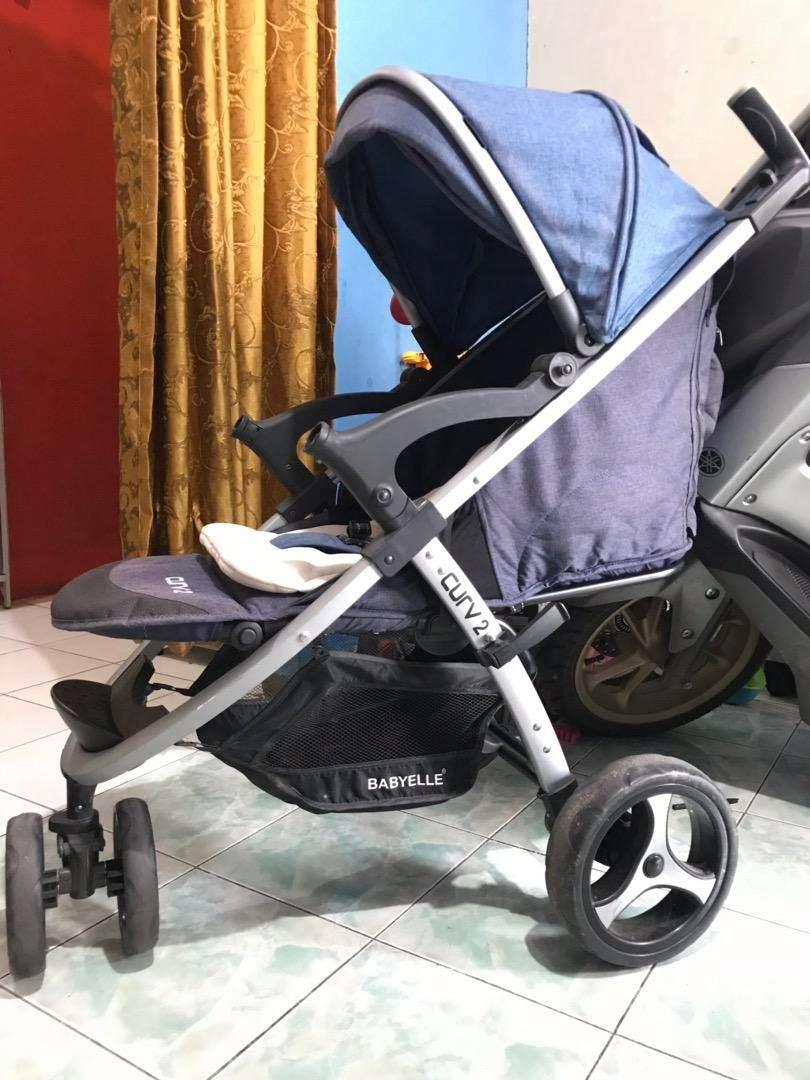 Stroller babyelle curv 0