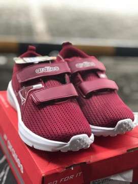Ardiles Sepatu Sneaker Anak anak Vitton Series Warna Maroon