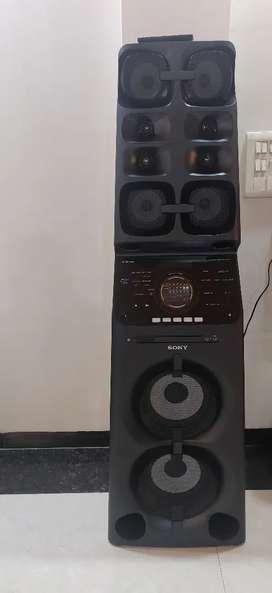 Sony sound system top model