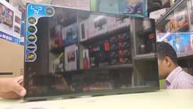 40inch new led TV  home delivery free Samsung and Sony panel inside