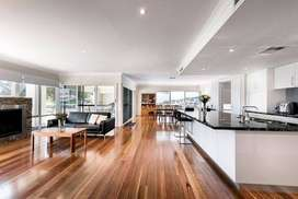 High Quality Wooden Flooring at best rate - Rs. 75 per sqft