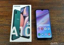 Samsung galaksi a10s fullset