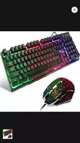 Best gaming RGB keyboard and RGB Mouse
