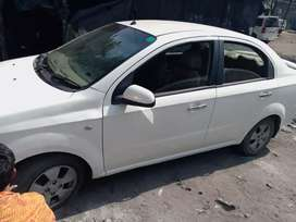 Chevrolet Aveo 2013 Petrol Well Maintained