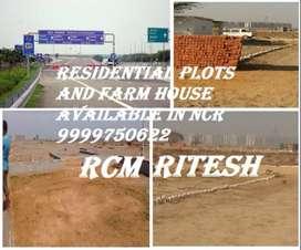 Only 3000/gaj pakki registry ke sath plot Gr.Noida sec.150