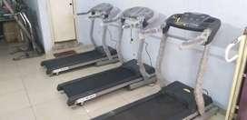 New semi commercial treadmill