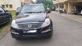 Ssangyong Rexton RX5, 2014, Diesel