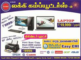 Laptop sales and service