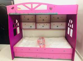 Bunker bed(triple story)  without mattress