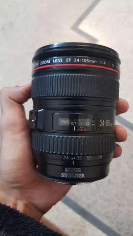 24-105mm F4L IS