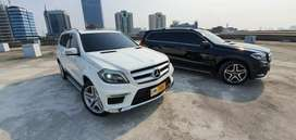 Mercedes Benz GL400 AMG 2015 NIK 2014 White on Brown Mocca record ATPM