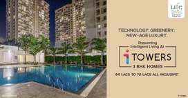 Terrace Flat 3 BHK For Sale in Kolte Patil Life Republic in Hinjewadi