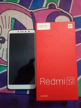 Redmi Y2 4 gb ram 64 gb rom
