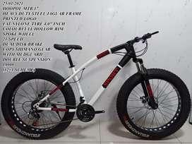ASTHVINAYAK ENTERPRISE. 21 SHIMANO GEARS FAT TYRE SPORTS BICYCLES.
