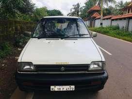 Maruti Suzuki 800 Std BS-II, 1999, Petrol