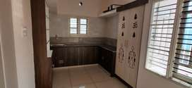 2BHK house for rent new house first floor