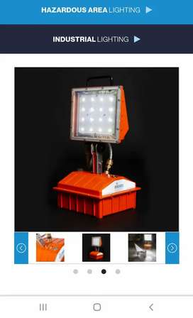 Lampu Emergency LED Guardian Zone I BME
