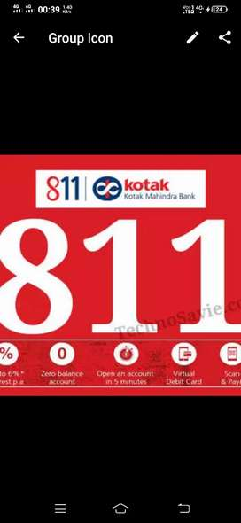 Kotak biometric Job