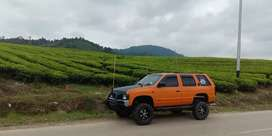 NISSAN TERRANO 2001 OFFROAD STYLE