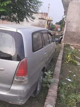 Toyota innova  good conditions for sail model 2010
