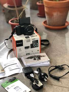 Sony A5100 Kamera Digital Mirrorless