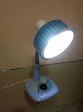 Dijual 2 Pcs Lampu meja kerja belajar + Bonus