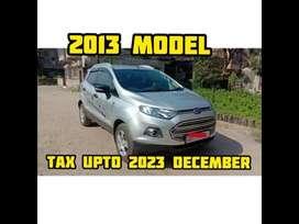 Ford Ecosport EcoSport Ambiente 1.5 TDCi, 2014, Diesel