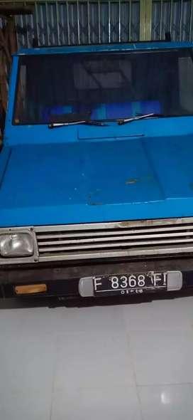 Kijang pickup tua