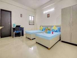 Zolo Kaizen  - 2 &3 Sharing Gents PG Accommodation