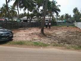 10 cent plot facing to Konam main road  at perumppadapp for sale