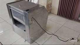 Mesin Mixer Pencampur Adonan Roti Horizontal Murah