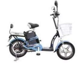 sepeda listriknya bisa cicilan tanpa cc