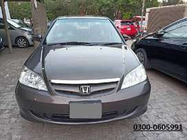 Honda Civic EXi now get on easy installments from (MGI)