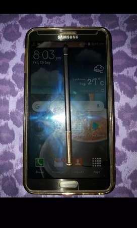 Galaxy Note 3 4G model (N9005) 3GB RAM 32 GB internal