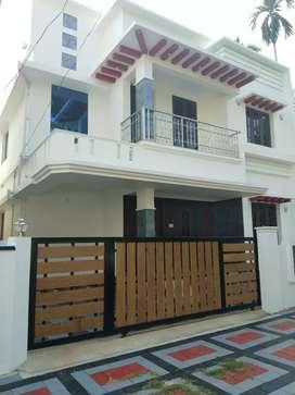 3 bhk 1650 sqft 3 cent new build house at varapuzha thirumuppam