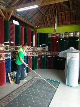 Karpet masjid import Turkey Rp 320,000