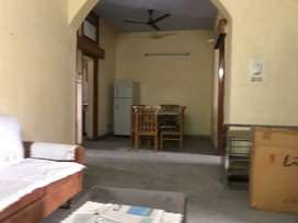 Fully Furnished 2 BHK Park Facing