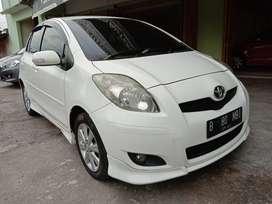 Toyota Yaris 1.5 S Limitet AT 2011 Istw