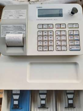 Mesin kasir / cash register casio se g1/mulus pisan