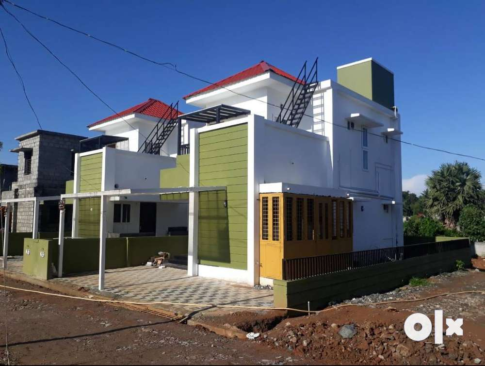 reserve your villa now 1143 sqft villas kallepully, palakkad