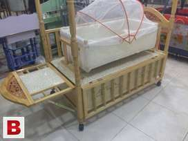 Wooden Babby cot