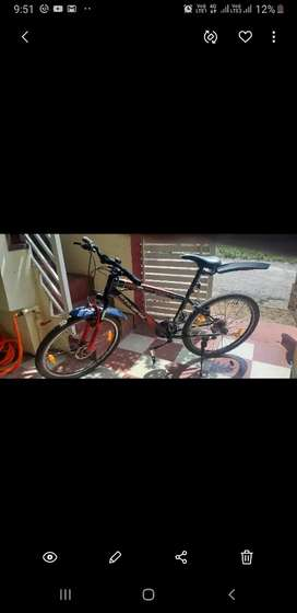 Gear cycle with good condition