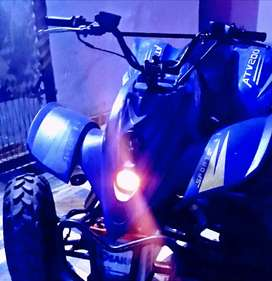 200 cc Atv four wheels full automatic for sale or exchange