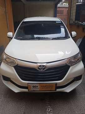 Toyota grand Avanza E 2017 MT angs murah hub Adi
