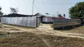 2 kotha eksonia land with Assam type house