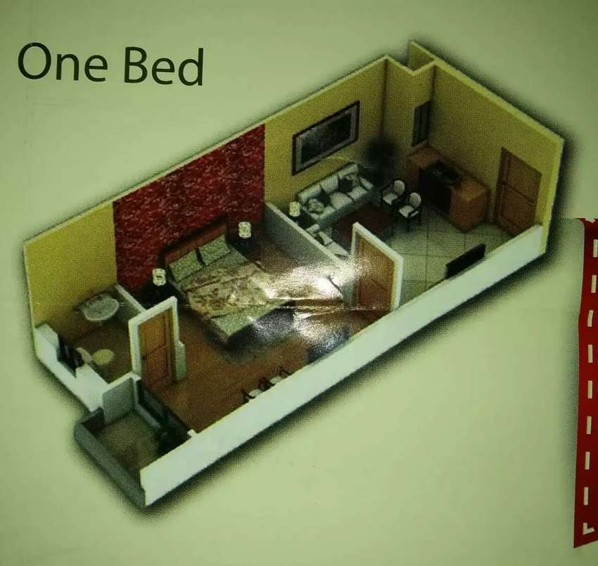 Pwd apartment for sale golden investment 0