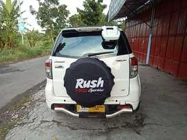 Toyota rush G 1.5 AT (dp 23 jt)